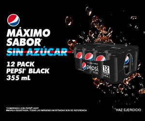 box-banner Pepsi Gepp GATORADE BLACK ICE