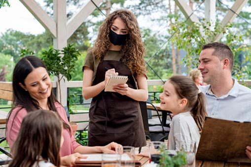 Restaurante seguro HORECA