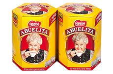 Chocolate de mesa, 2 pzas de 540 g, Abuelita