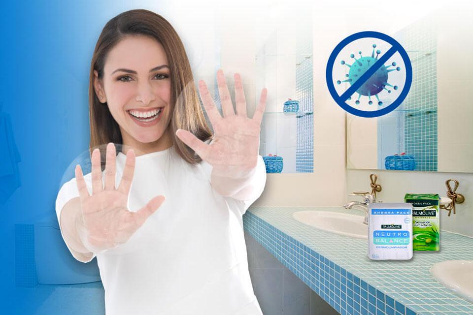 Importancia de lavar tus manos