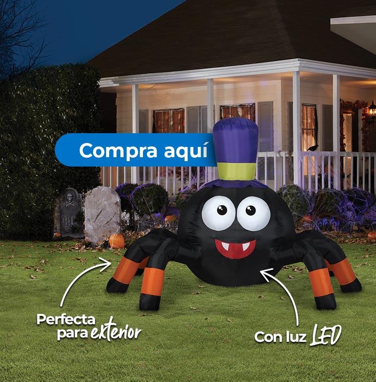 Araña decorativa para exterior con luz Member´s Mark
