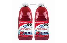 Bebida de arándano, 2 pzs de 2.83 l, Member's Mark