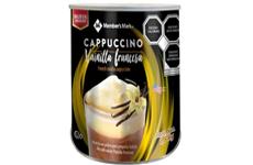 Café capuccino vainilla francesa, 1.8 kg. Member's Mark.