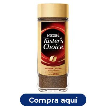 Cafe soluble taste'r choice
