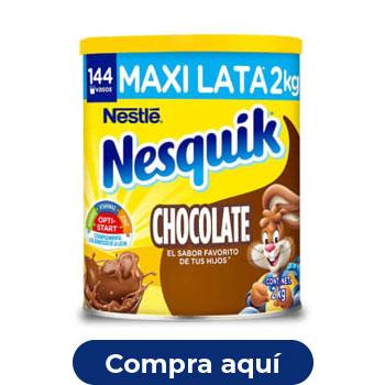 Nesquick Maxi lata