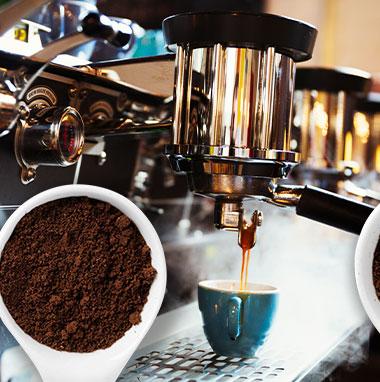 Molienda espresso
