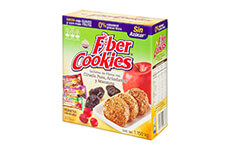 Galletas Fiber Cookies Sabores Surtidos de 1,150kg Fiber Cookies