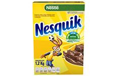 Cereal de chocolate, 1,2 kg, Nesquick