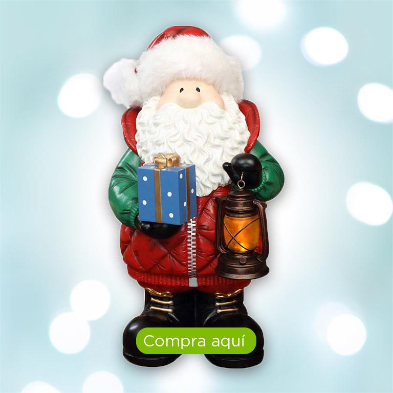 Santa linterna