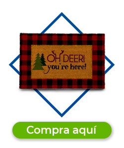 Tapete decorativo Oh Deer