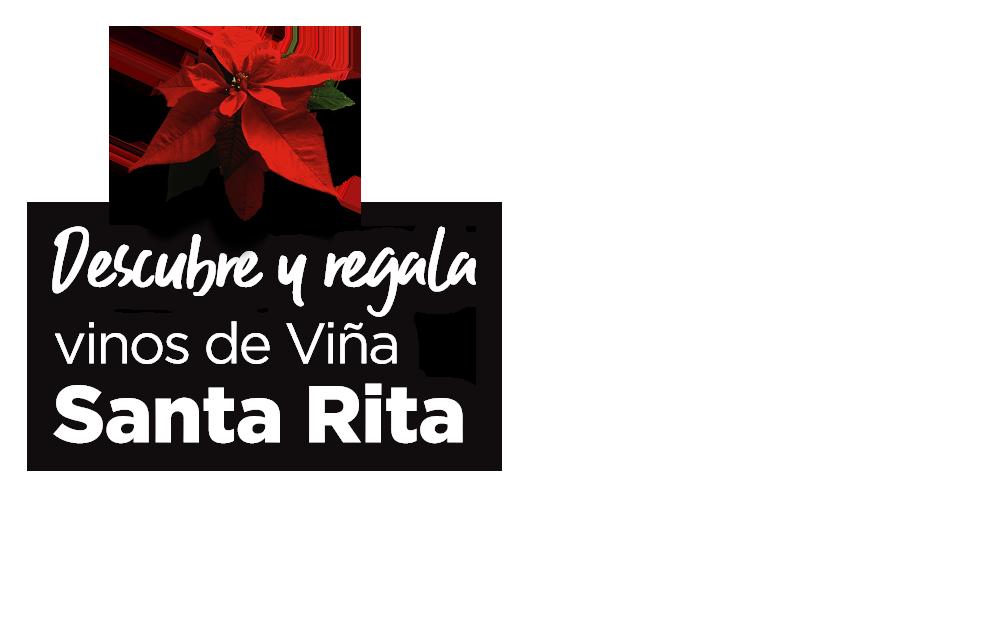Descubre y regala  vinos de Viña  Santa Rita