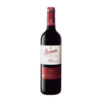 Vino Tinto Beronia Crianza Rioja 750 ml
