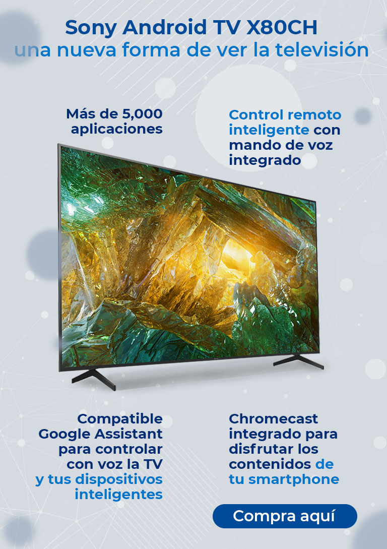 Sony Android TV X80CH