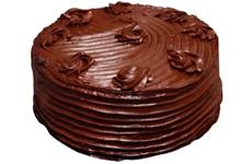 Tallcake doble chocolate, 2.2 kg. Member's Mark.