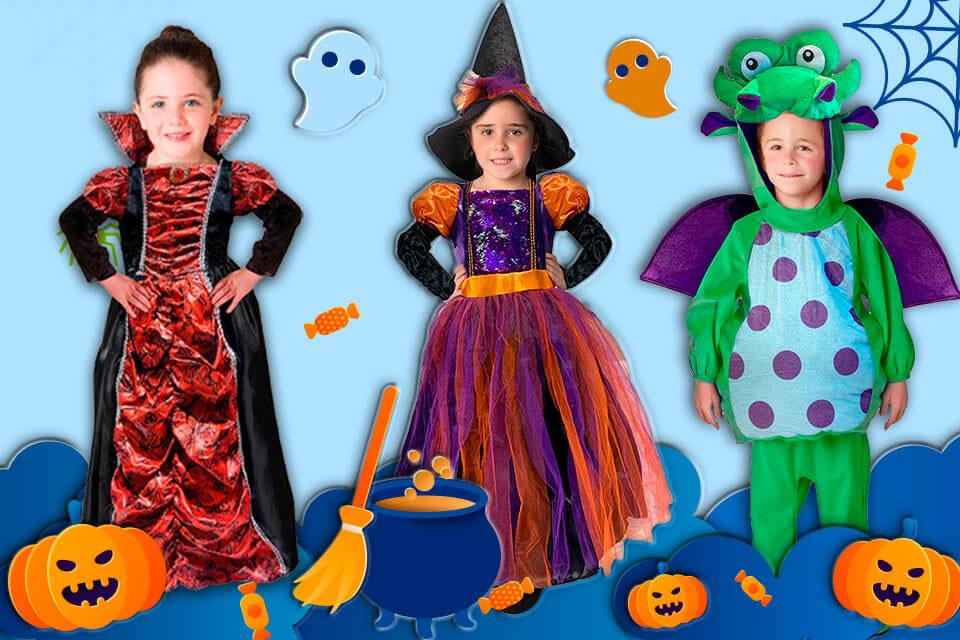 Encuentra en Sam's Club los mejores disfraces de Halloween para tus hijos