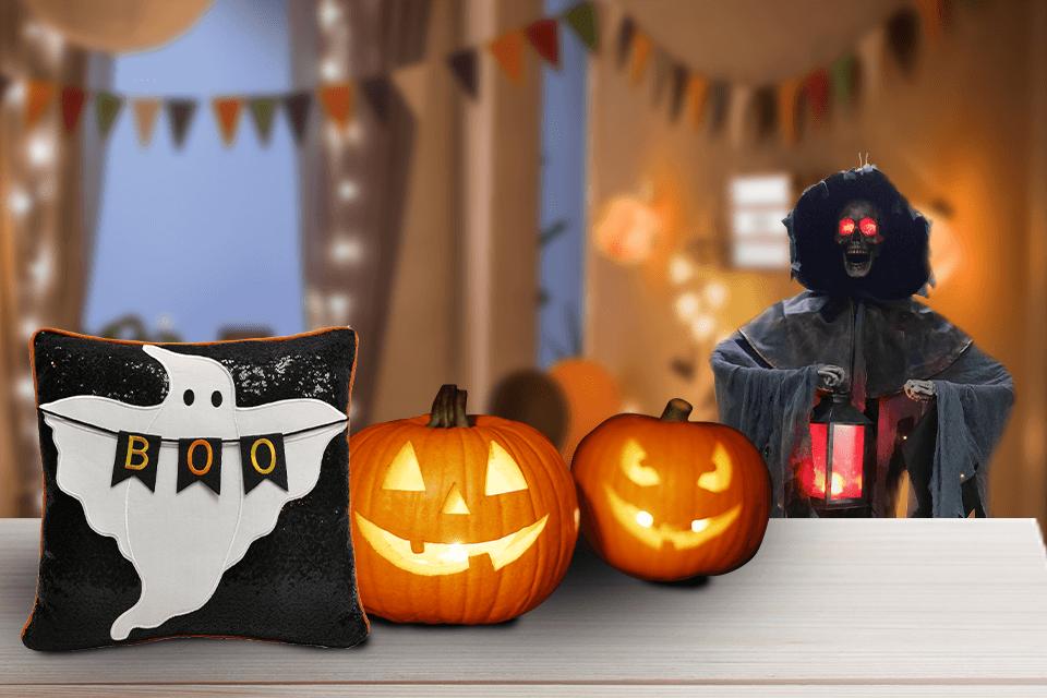 Productos para decorar tu casa este Halloween