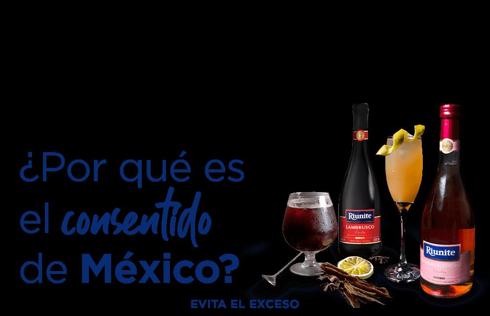 Riunite Lambrusco, ¿por qué es el consentido de México?