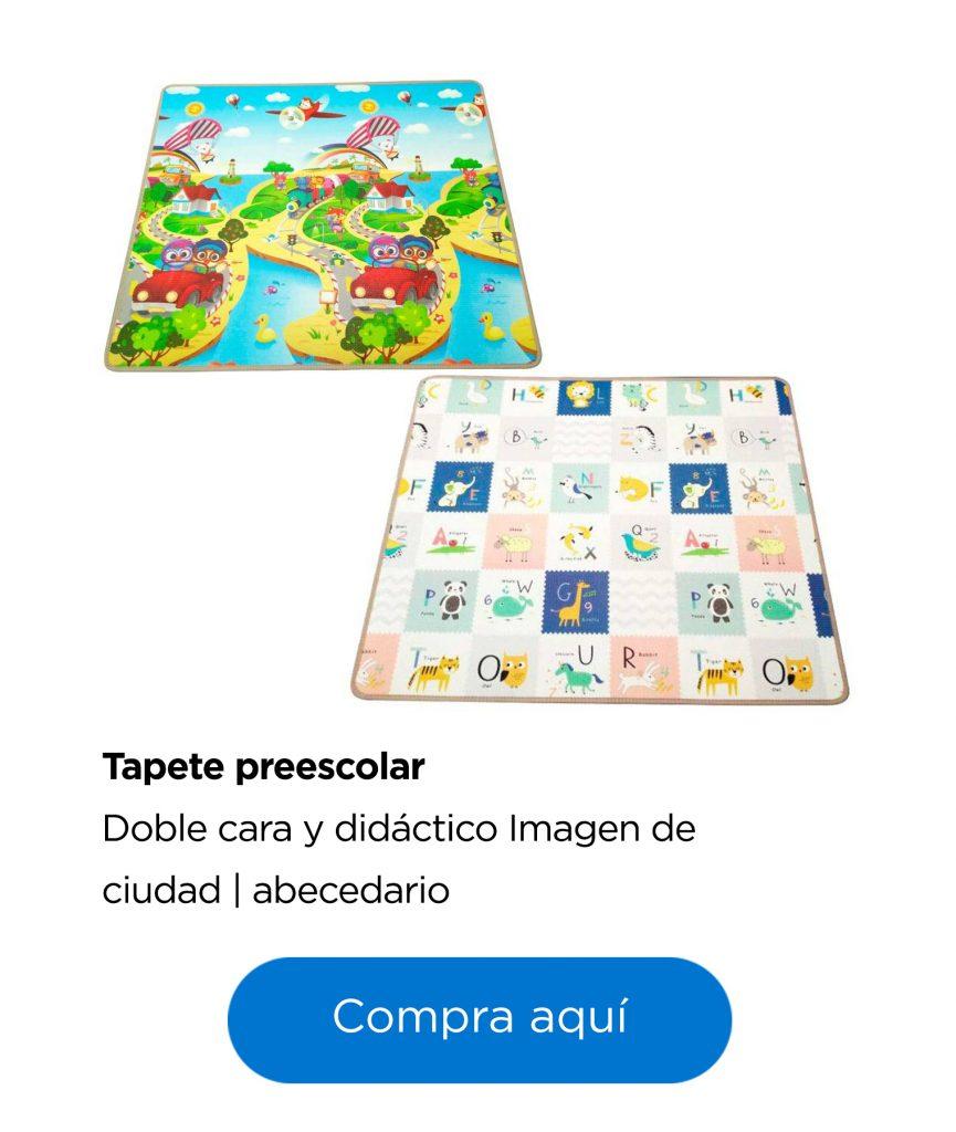 tapete preescolar