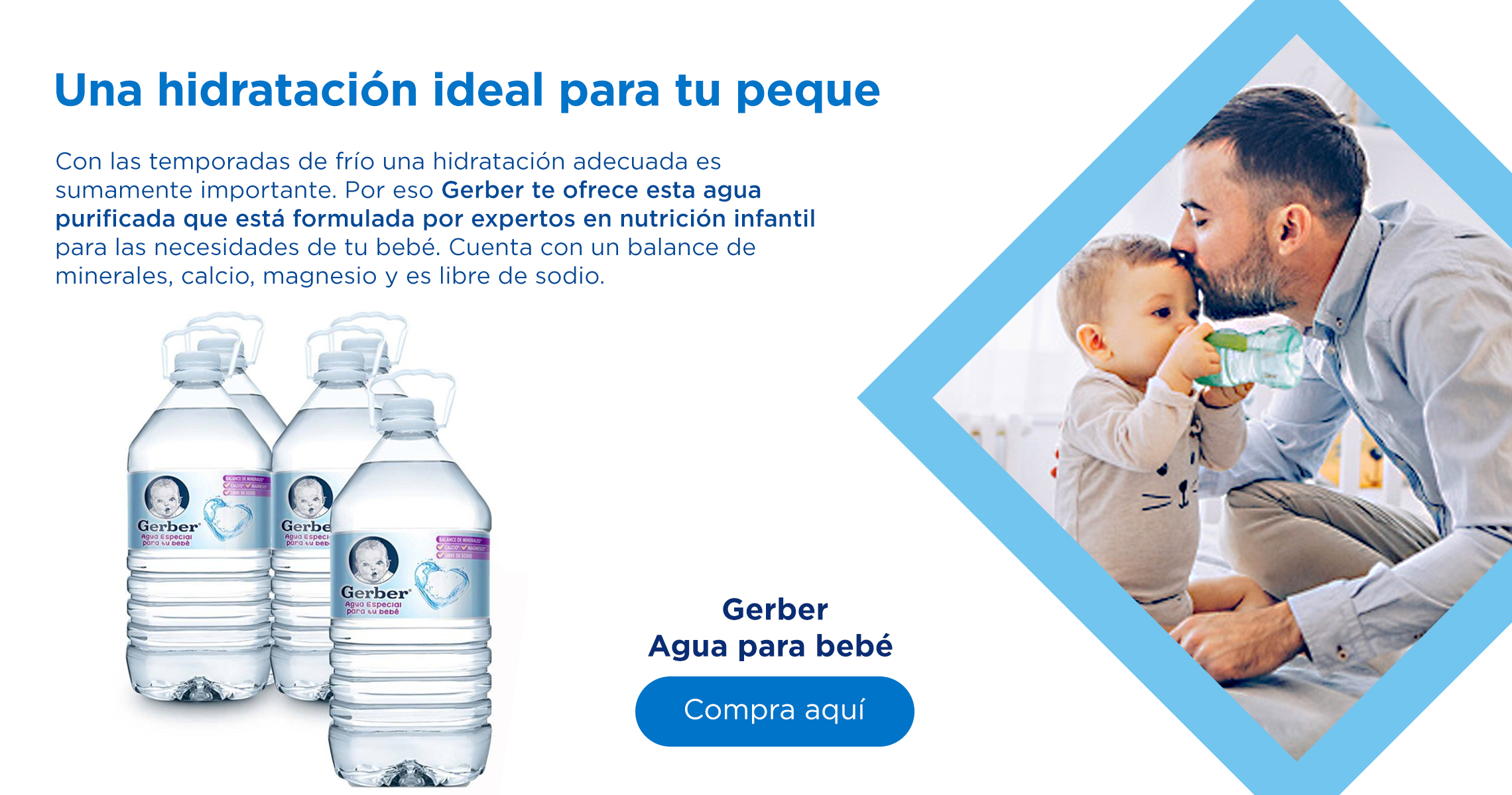 Agua Gerber