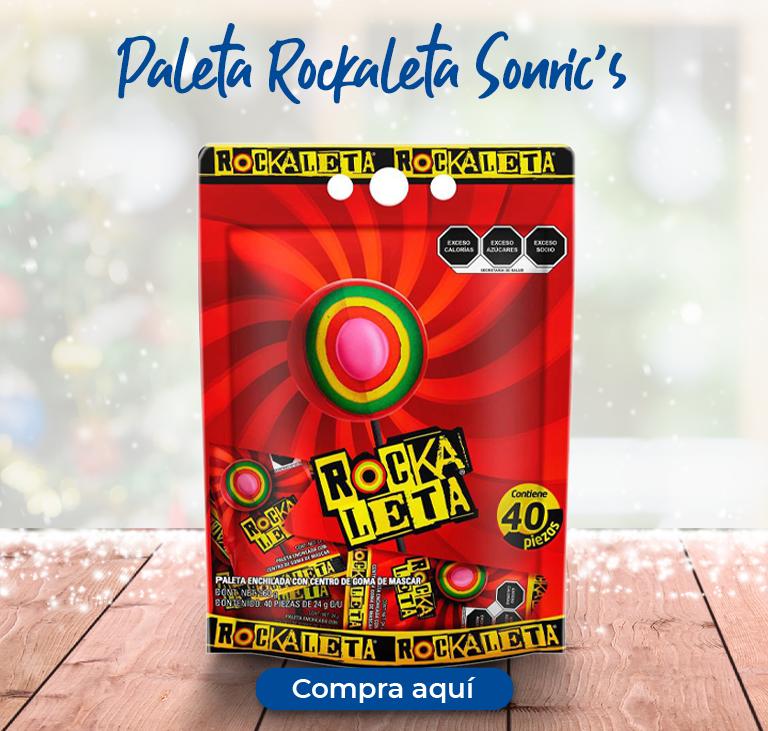 8463Ad40 Historia De La Piñata Rockaleta