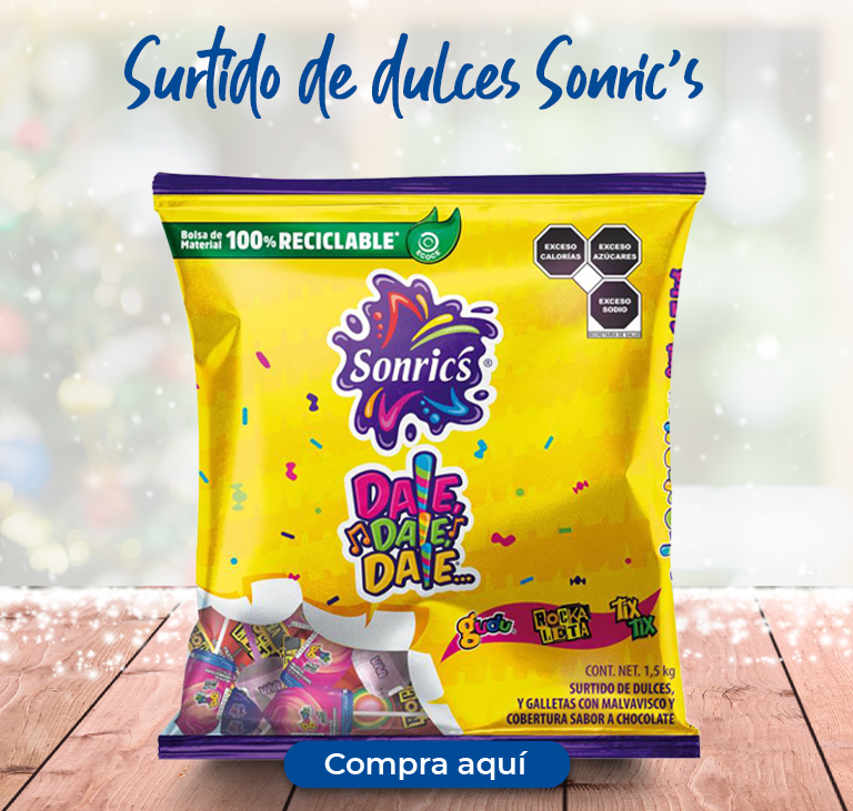 Ab8B7665 Historia De La Piñata Surtido Dulces