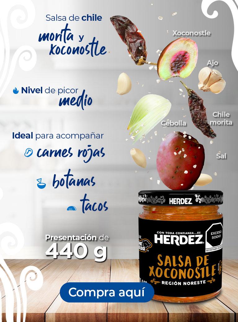 salsas Herdez