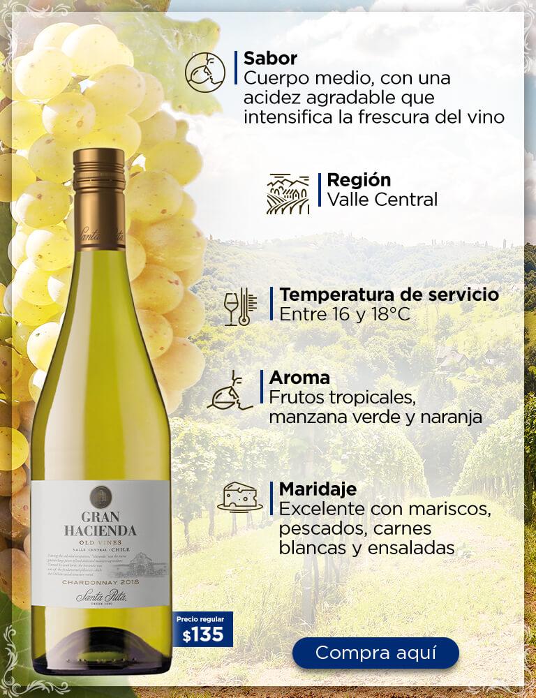 Chardonnay Gran Hacienda
