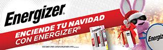 Leaderboard - Energizer- Pilas Energizer