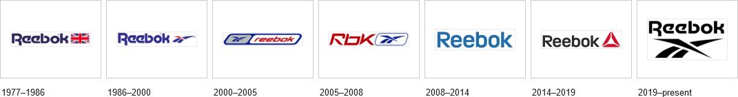 Reebok лого