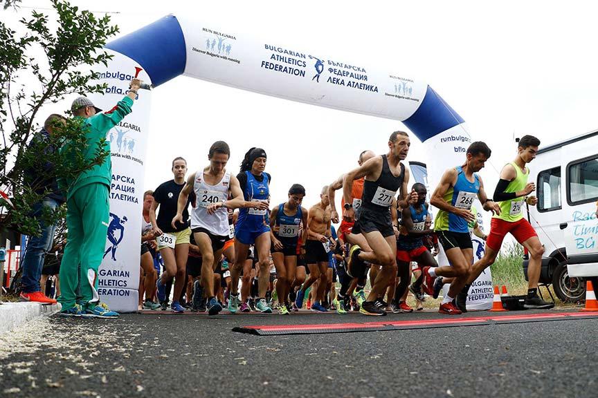 Резултати от Pomorie Run 2021