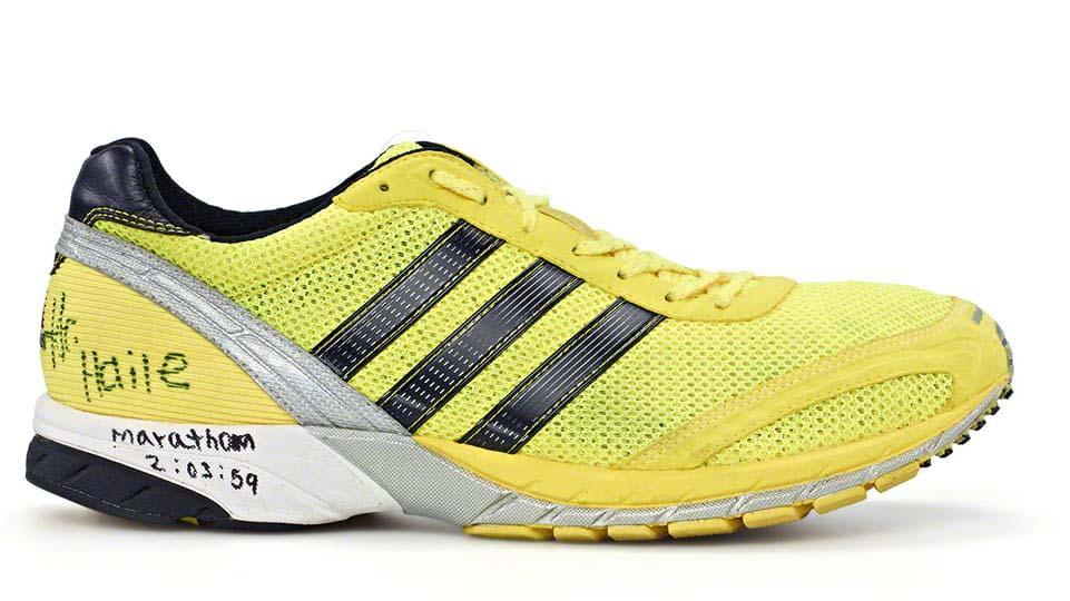 adidas adizero marathon shoe record