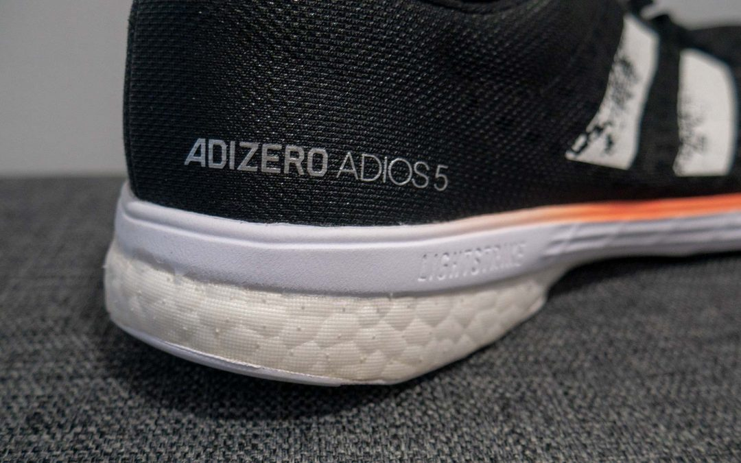 Ревю на adidas Adios 5 – последният мохикан