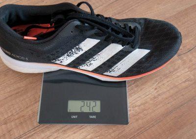 adidas Adios 5 Weight