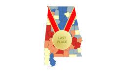 Alabama Last Place