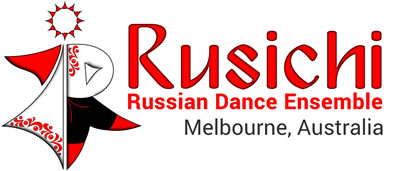 Rusichi – Russian Dance Ensemble Logo