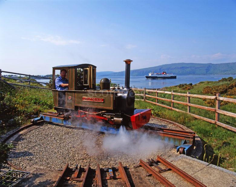 Mull Railway And