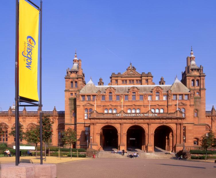 Glasgow Museum And Art Gallery Kelvingrove Glasgow