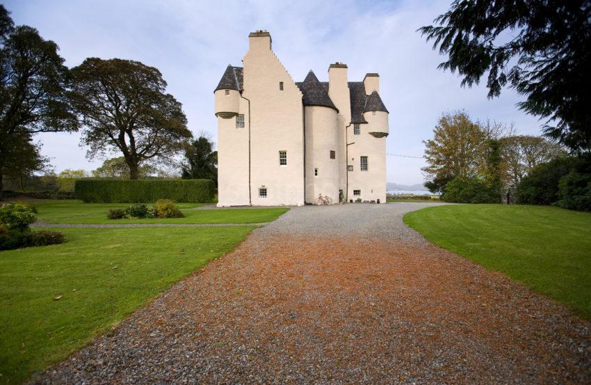Barcaldine Castle New
