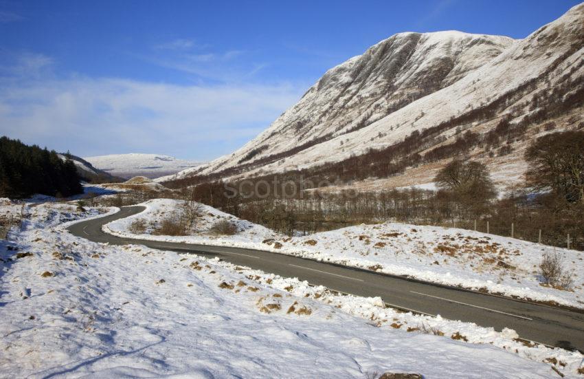 Glen Nevis Winter
