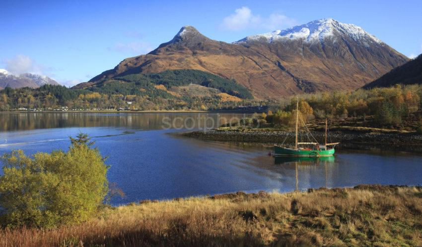Autumn Pap Of Glencoe