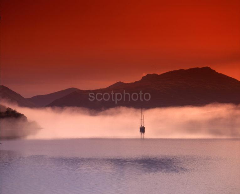 Loch Fyne Argyll