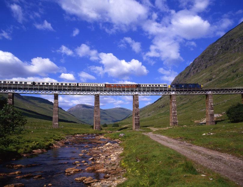 Royall Scotsman Train