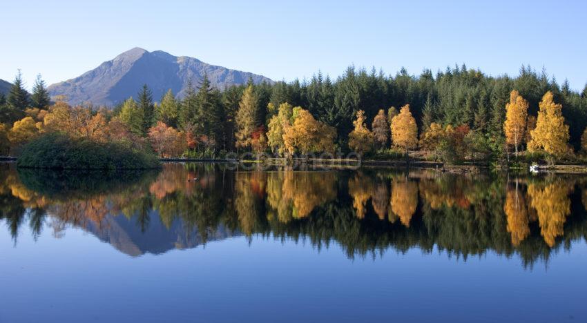 Lochan Trail And Ben Vair
