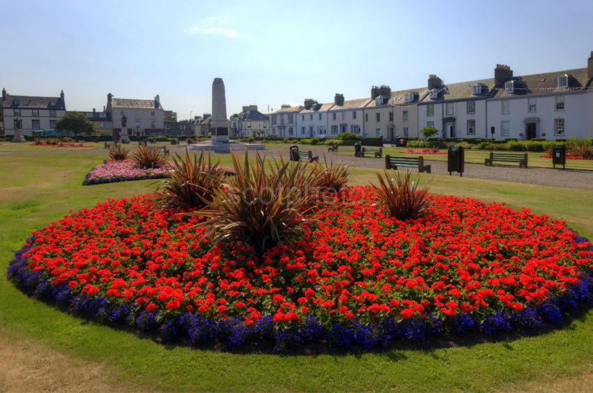 WELLINGTON SQUARE AYR AYRSHIRE