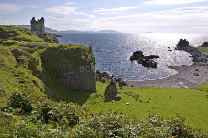 WY3Q5332 Gylen Castle