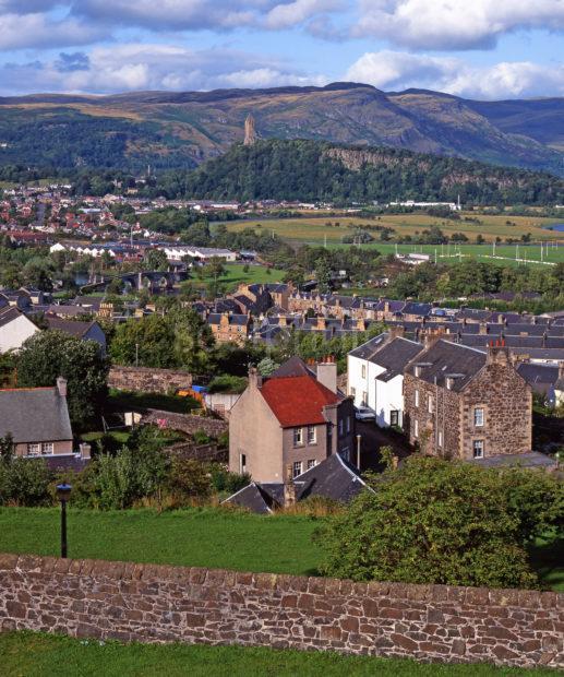 Stirling Castle Summer
