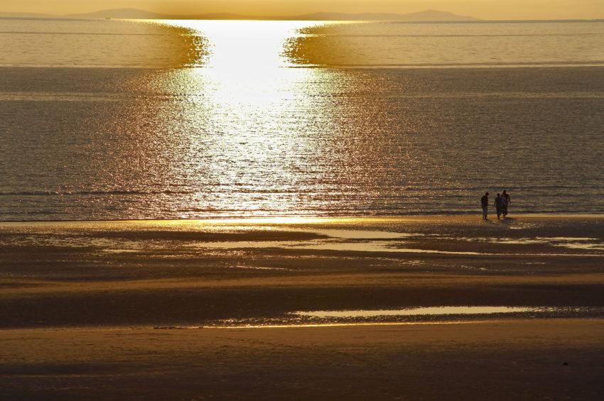 Dramatic Sunset Tele Beach