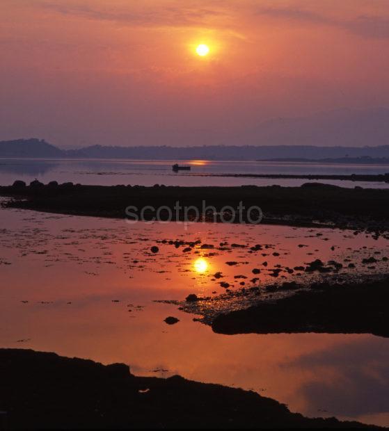 Sunset Argyll