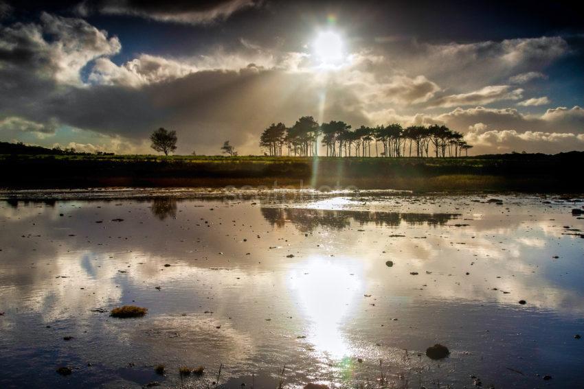 Starburst Loch Creran