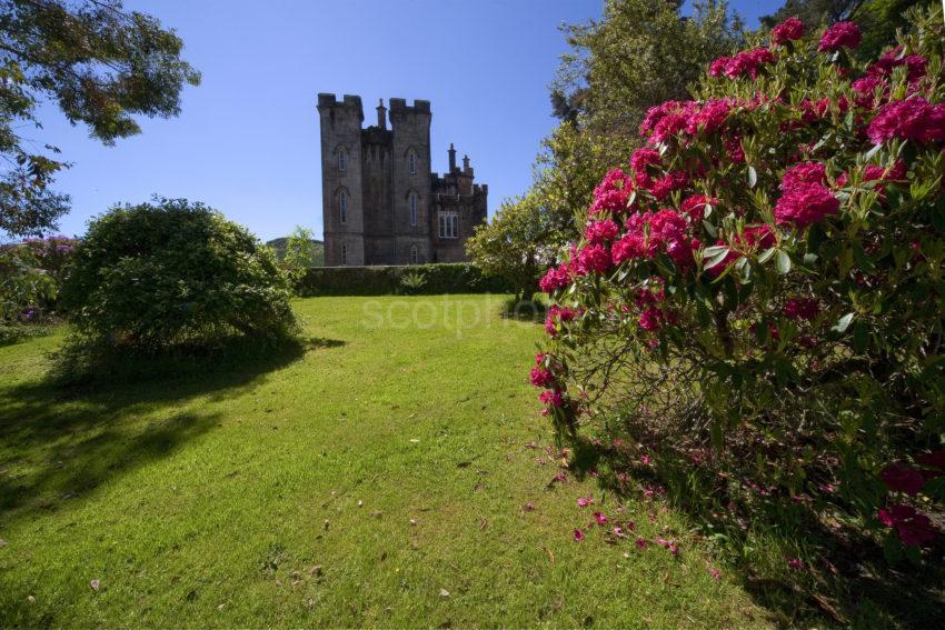 Torisdale Castle Kintrye